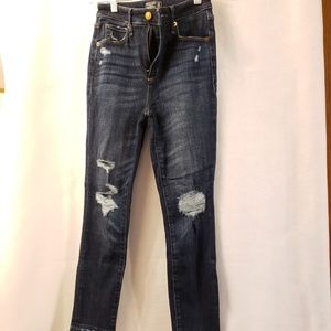 Abercrombie and Fitch ankle jeans